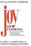 Cover of The Joy of Cooking (1997 reprint of 1975 edition)