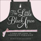 the cover of The Little Black Apron