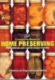 Cover of Ball's Complete Book of Home Canning and Preserving