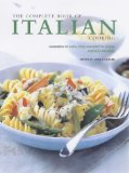 Cover of The Complete Book of Italian Cooking, edited by Anne Hildyard