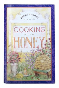 Cover of Cooking with Honey from Honey Acres
