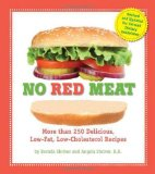 Cover of No Red Meat by Brenda Shriver