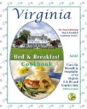 Cover of Virginia Bed and Breakfast Cookbook by Melissa Craven